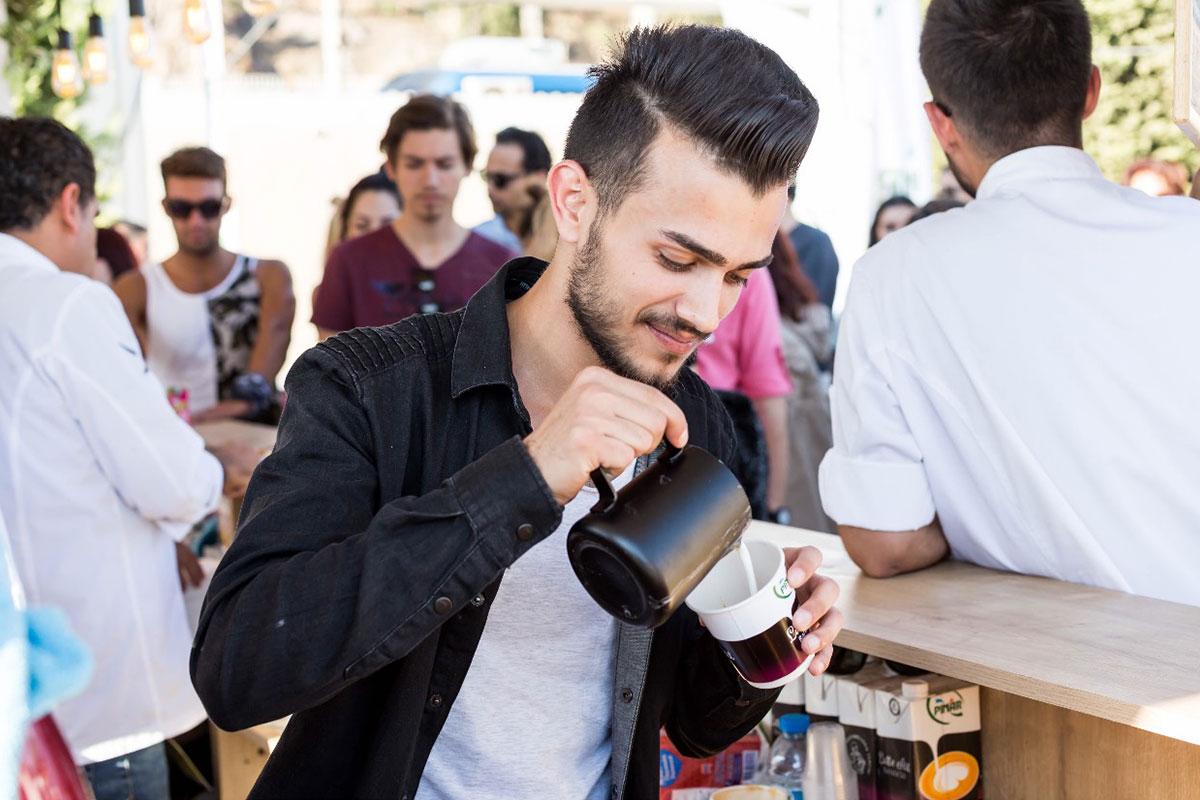 2018 Türkiye Latte Art Şampiyonu Özgür Ekinci Röportajı