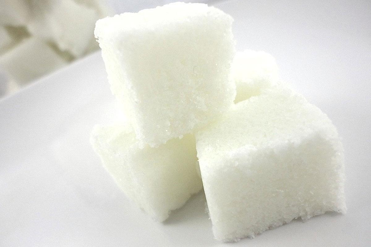 Küp Şeker Gibi Kullanılabilen Küp Süt
