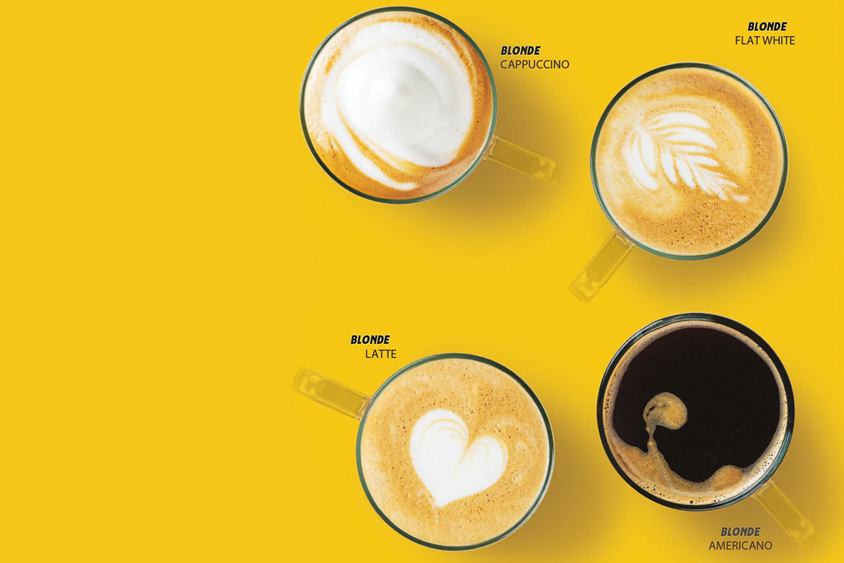 Starbucks'tan Blonde Roast Deneyimi