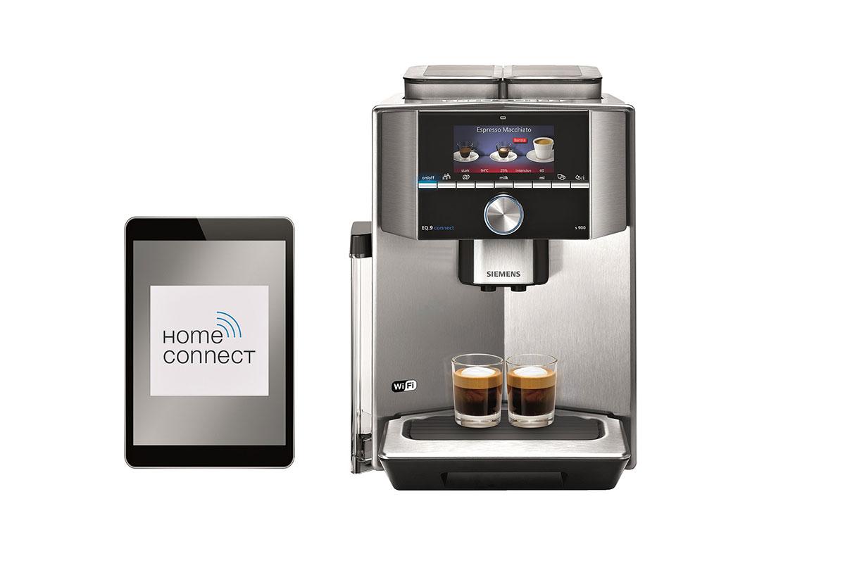 Siemens'ten Babalara Enfes Kahve Deneyimi
