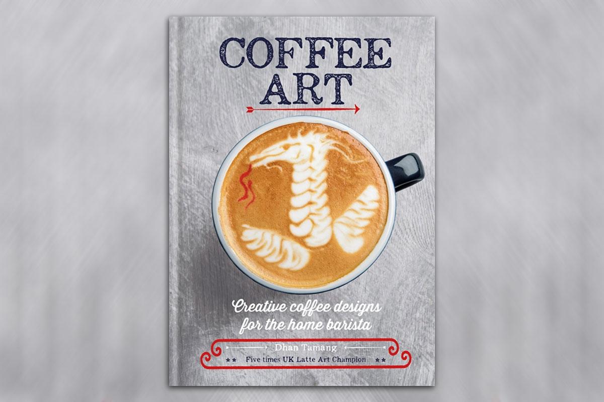 Beş Kez Latte Art Şampiyonundan Kahve Sanatı Kitabı