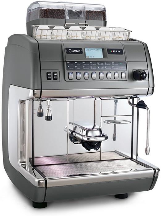 La Cimbali - La Cimbali S39 TE MilkPS Tam Otomatik Kahve Makinesi