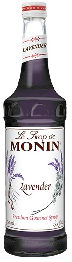 Monin - Monin Lavender Şurup 0.7 L