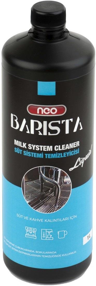 Neo Barista - Neo Barista Espresso Makinesi Süt Sistemi Temizleyici 1 L