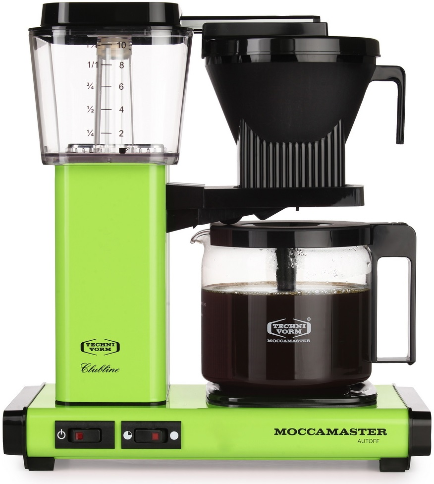 Moccamaster - Moccamaster KBG 741 AO Filtre Kahve Makinesi Fresh Green