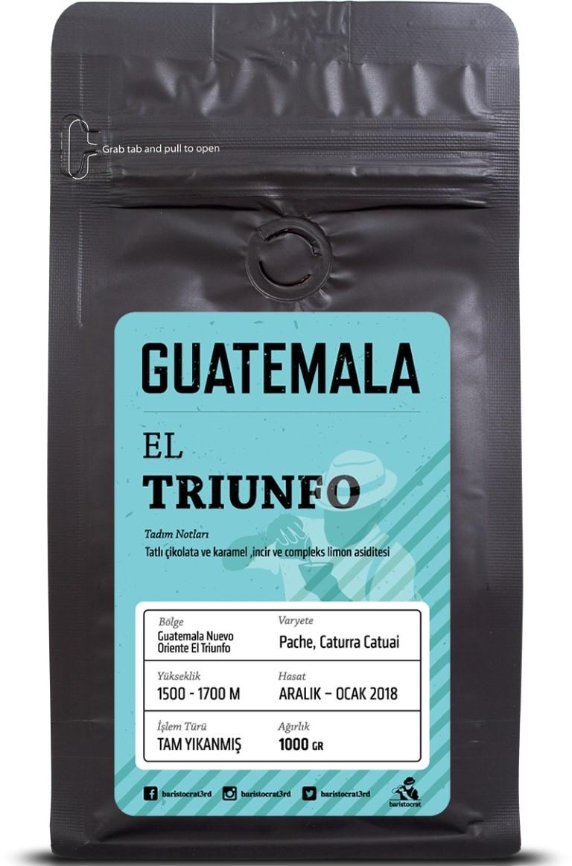 Baristocrat - Baristocrat Guatemala El Triunfo Kahve 250 G