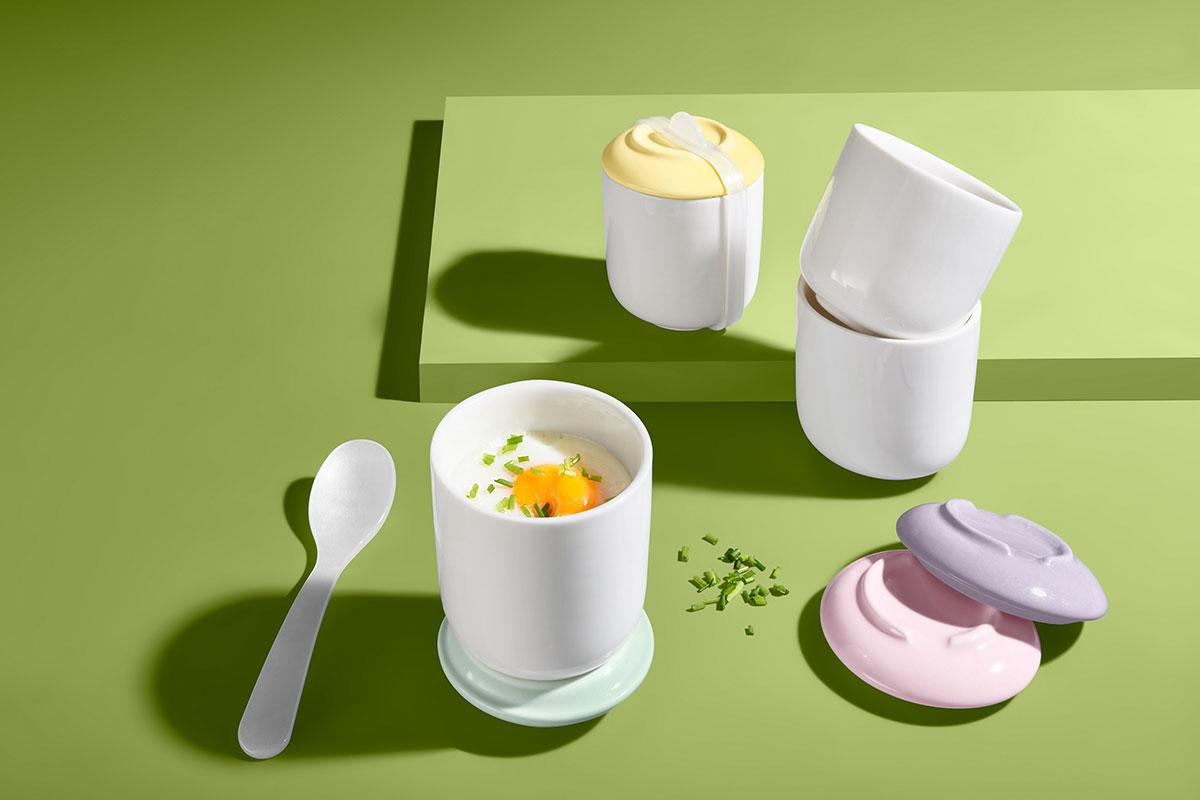 Tchibo Yumurta Hazırlayıcı ile Pratik ve Yaratıcı Yumurtalar