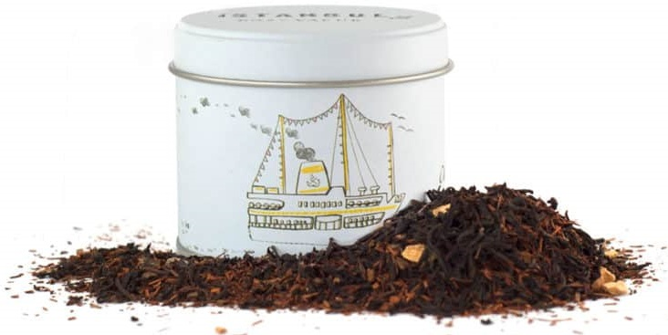 Chado - Chado İstanbul No:3 Baharatlı Siyah Çay 50 G