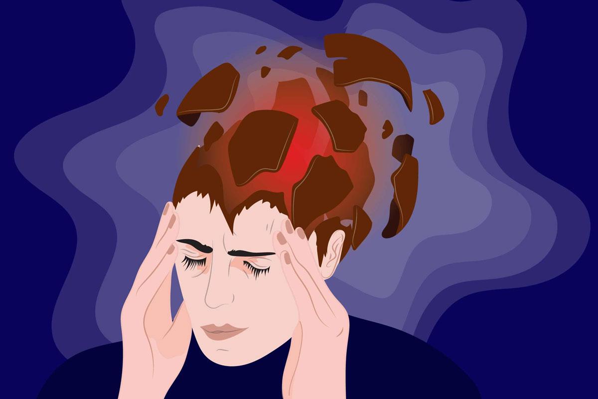 Günde 3 Bardaktan Fazla Kafeinli İçecek Migreni Tetikliyor