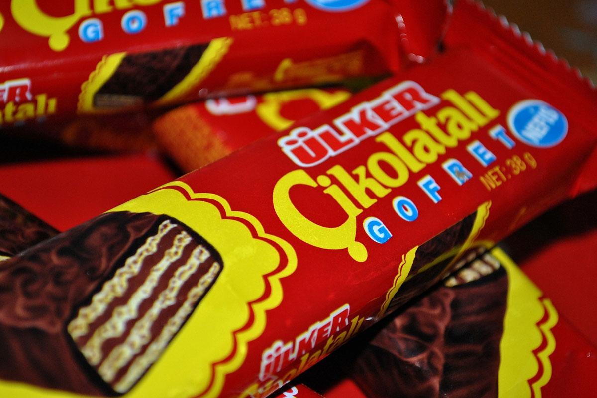 Çikolatalı Gofret Ülker ile Tadelle'yi Davalık Etti