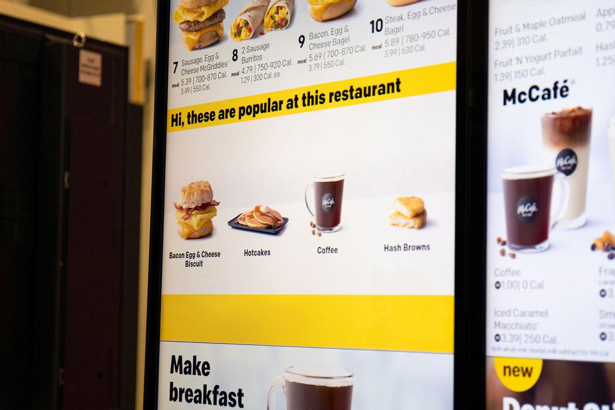 McDonald's'dan Yapay Zekaya Büyük Yatırım