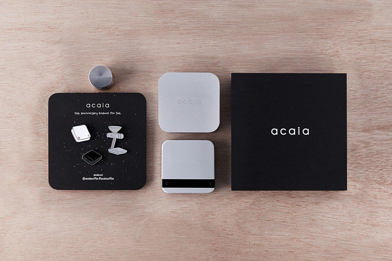 Acaia Cinco Anniversary Edition Kahve Tartısı