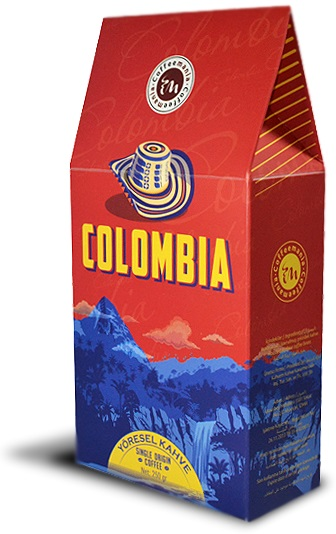 Coffeemania - Coffeemania Colombia Kahve 250 G