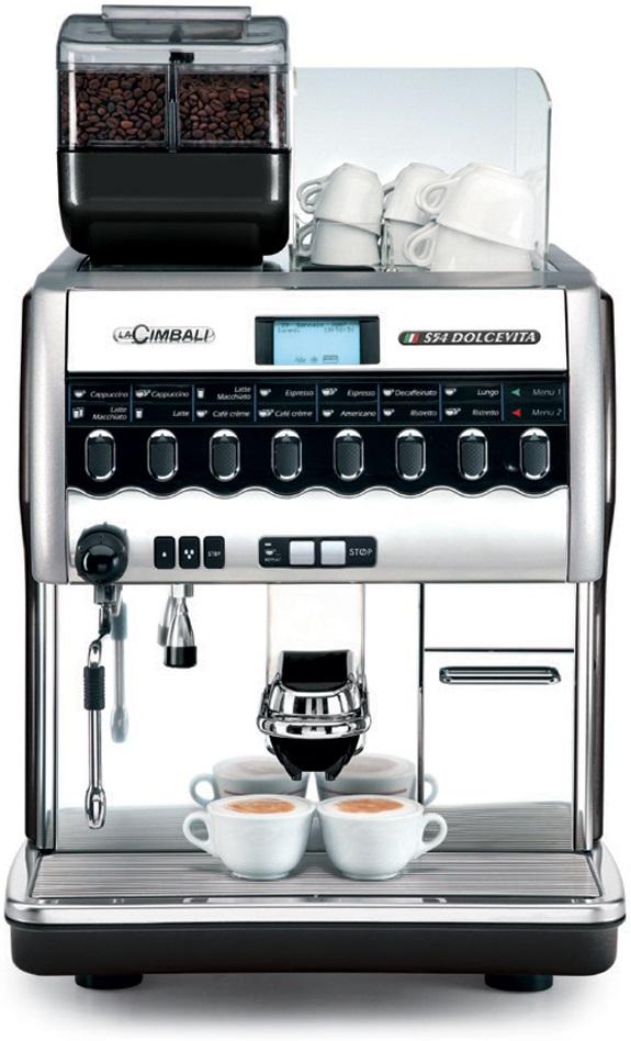 La Cimbali - La Cimbali S54 Dolcevita MilkPS Tam Otomatik Kahve Makinesi