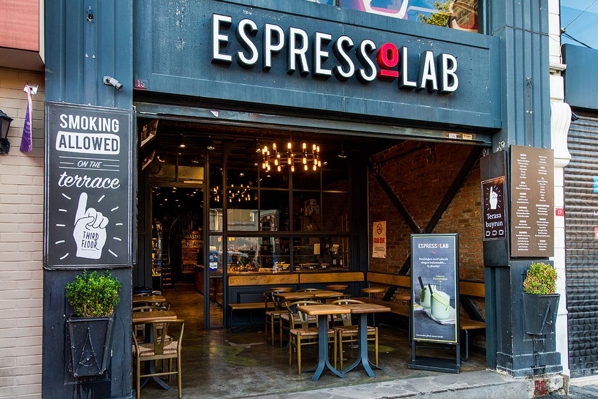 Espressolab Taksim