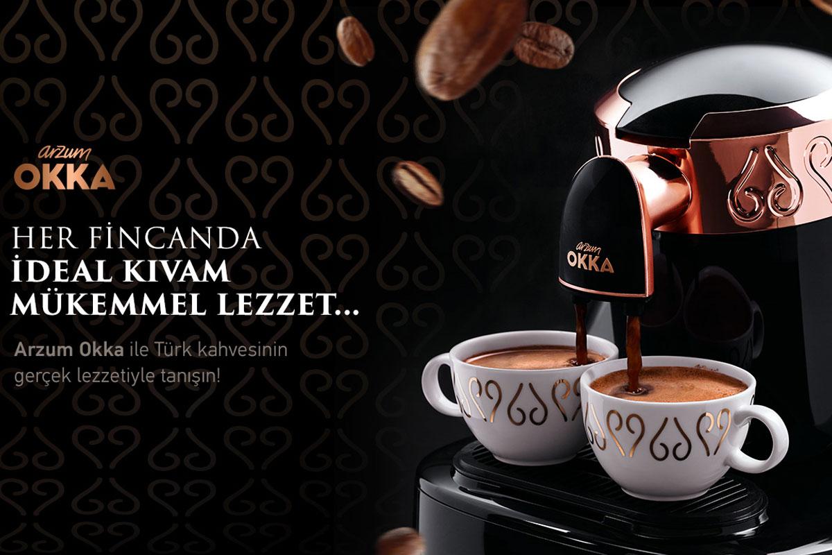 Kahve Tüketiminde Okka'lı Artış