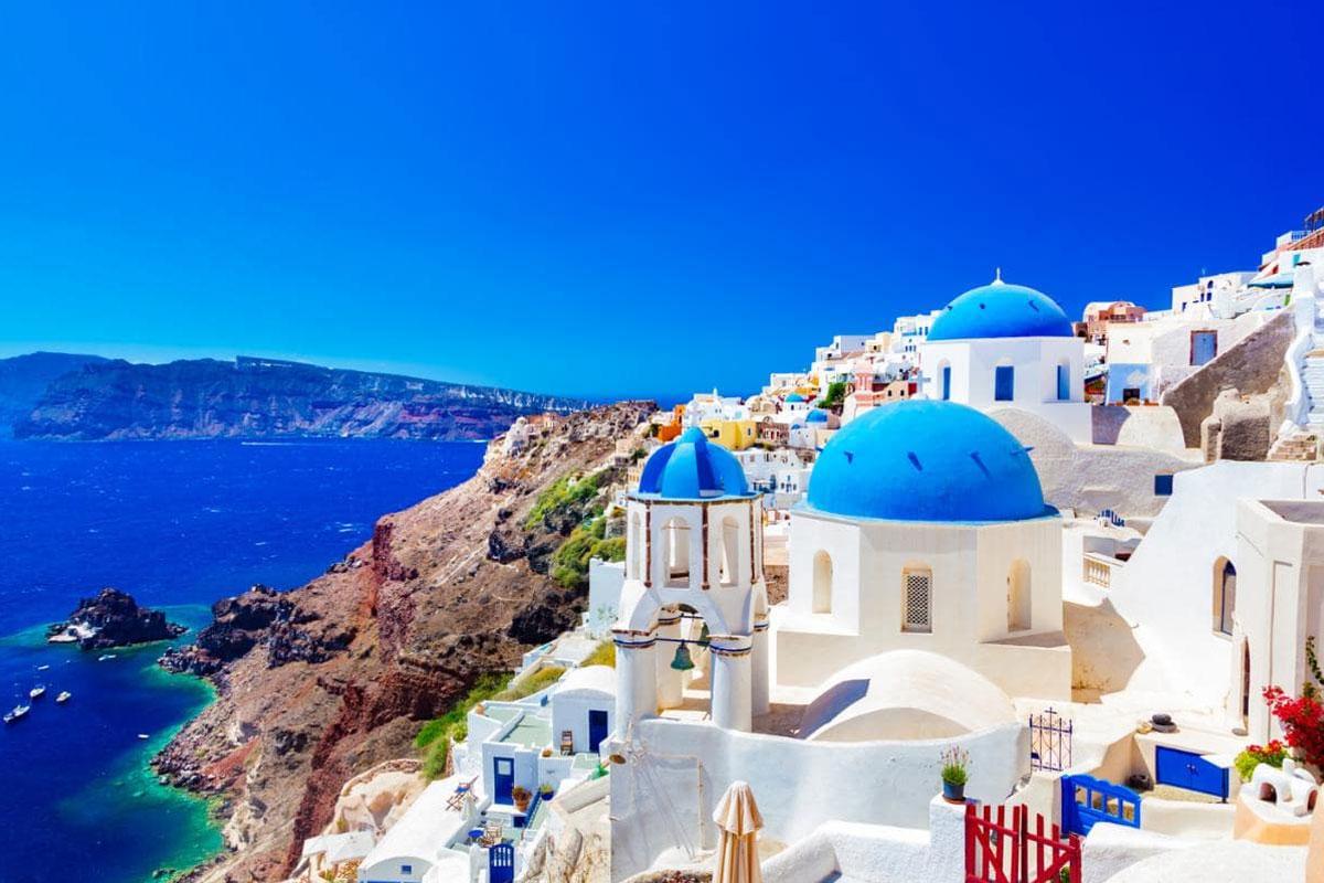 Santorini'de 18 Euro'ya Kahve Alır mıydınız?