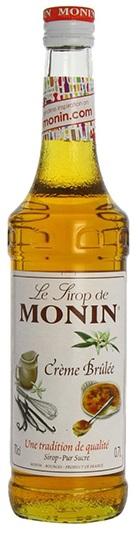 Monin - Monin Crème Brûlée Şurup 0.7 L