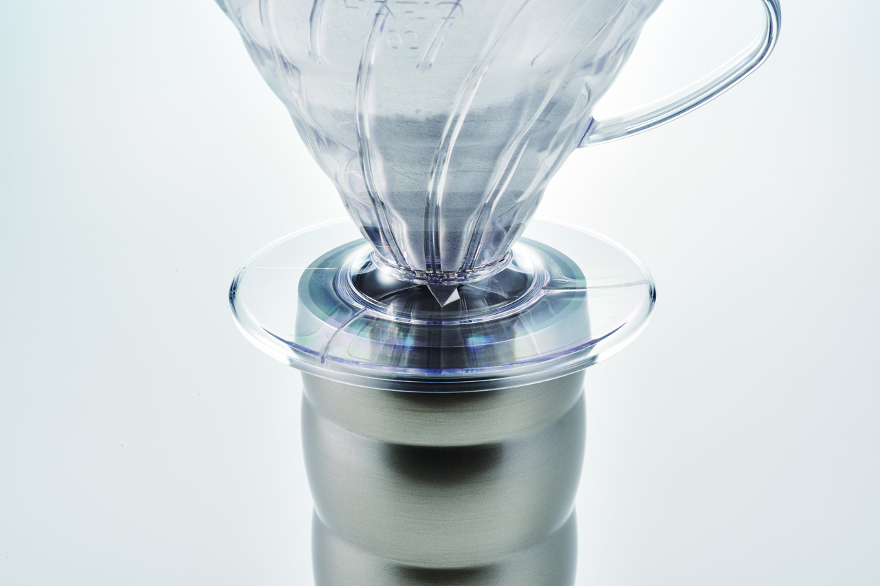 Hario V60 Uchi Gümüş Mug