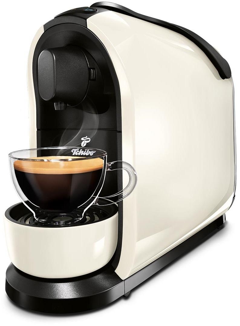 Tchibo - Tchibo Cafissimo Pure Kapsüllü Kahve Makinesi Beyaz