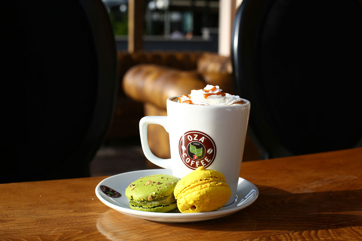 Kıbrıslı Oza Kahve Türkiye'de Ortak Arıyor