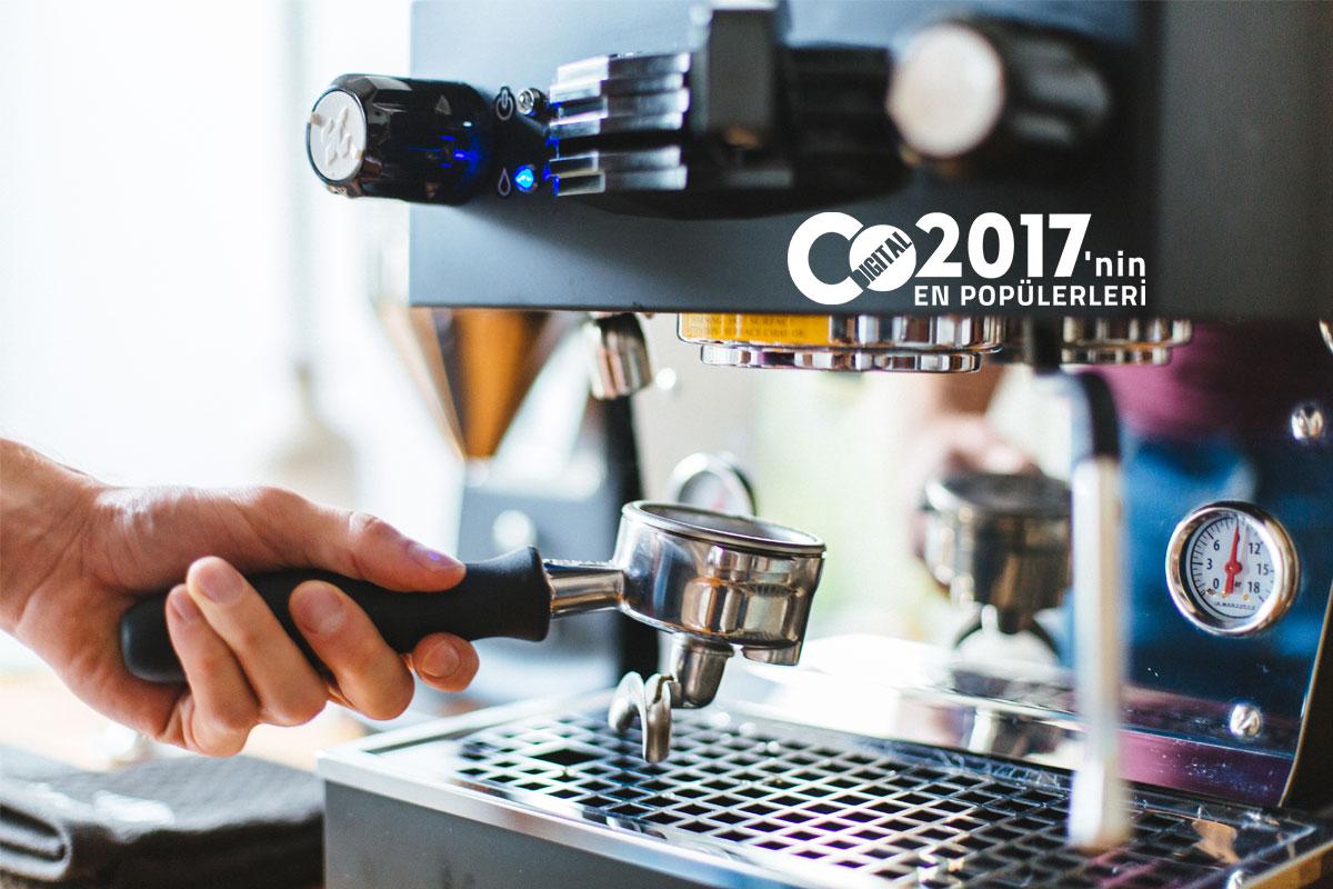 2017'nin En Popüler Espresso Makineleri
