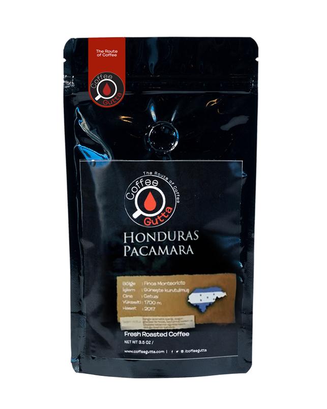 Coffee Gutta Honduras Pacamara Kahve 1000 G
