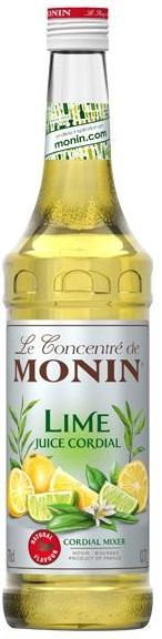 Monin - Monin Lime Juice Cordial Şurup 0.7 L