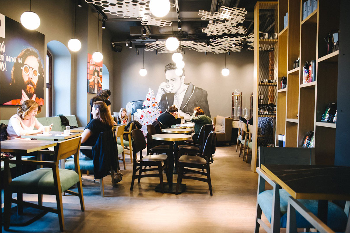 Quppa Caffe İkinci Eviniz Olmaya Aday