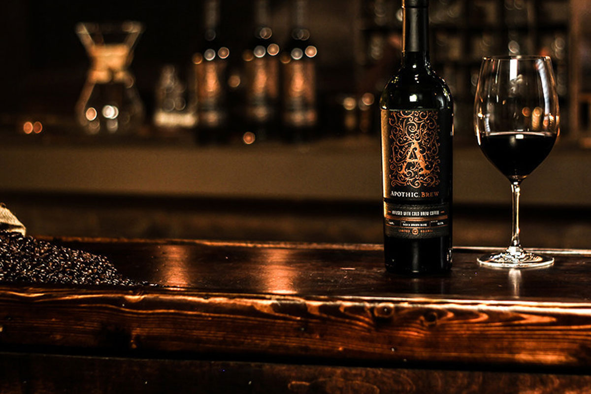 Cold Brew İle Kırmızı Şarabın Birlikteliği