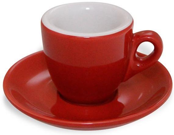 Nuova Point - Nuova Point Palermo Caffe Kırmızı Fincan