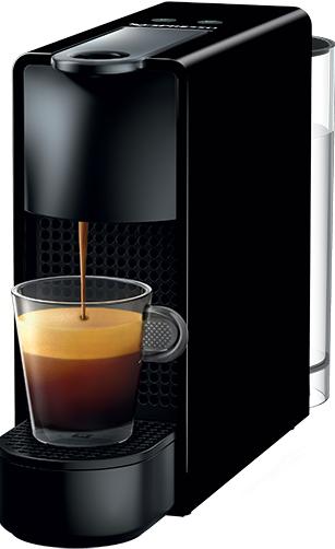Nespresso - Nespresso Essanza Mini C Siyah Kapsüllü Kahve Makinesi