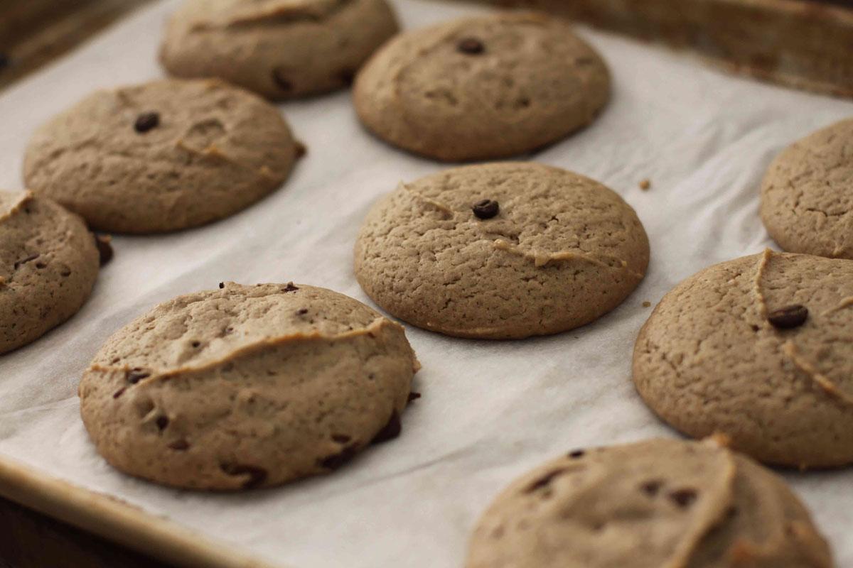 MSA Profesyonel Aşçılık Mezunu Emir Can Gençer'den Kahveli Cookie Tarifi