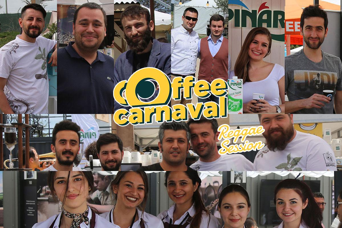 Coffee Carnaval Reggae Session Günlükleri - I