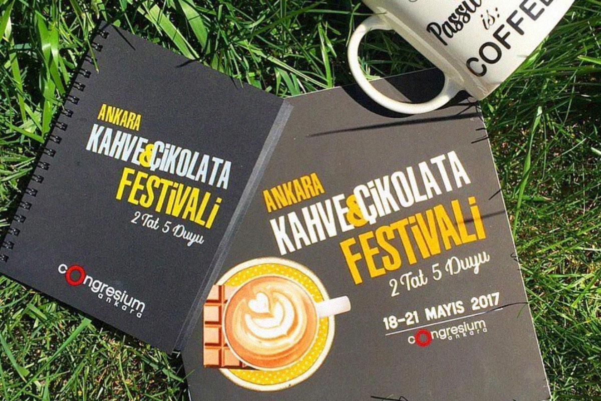 Ankara Kahve&Çikolata Festivali Programı Açıklandı, Geri Sayım Başladı