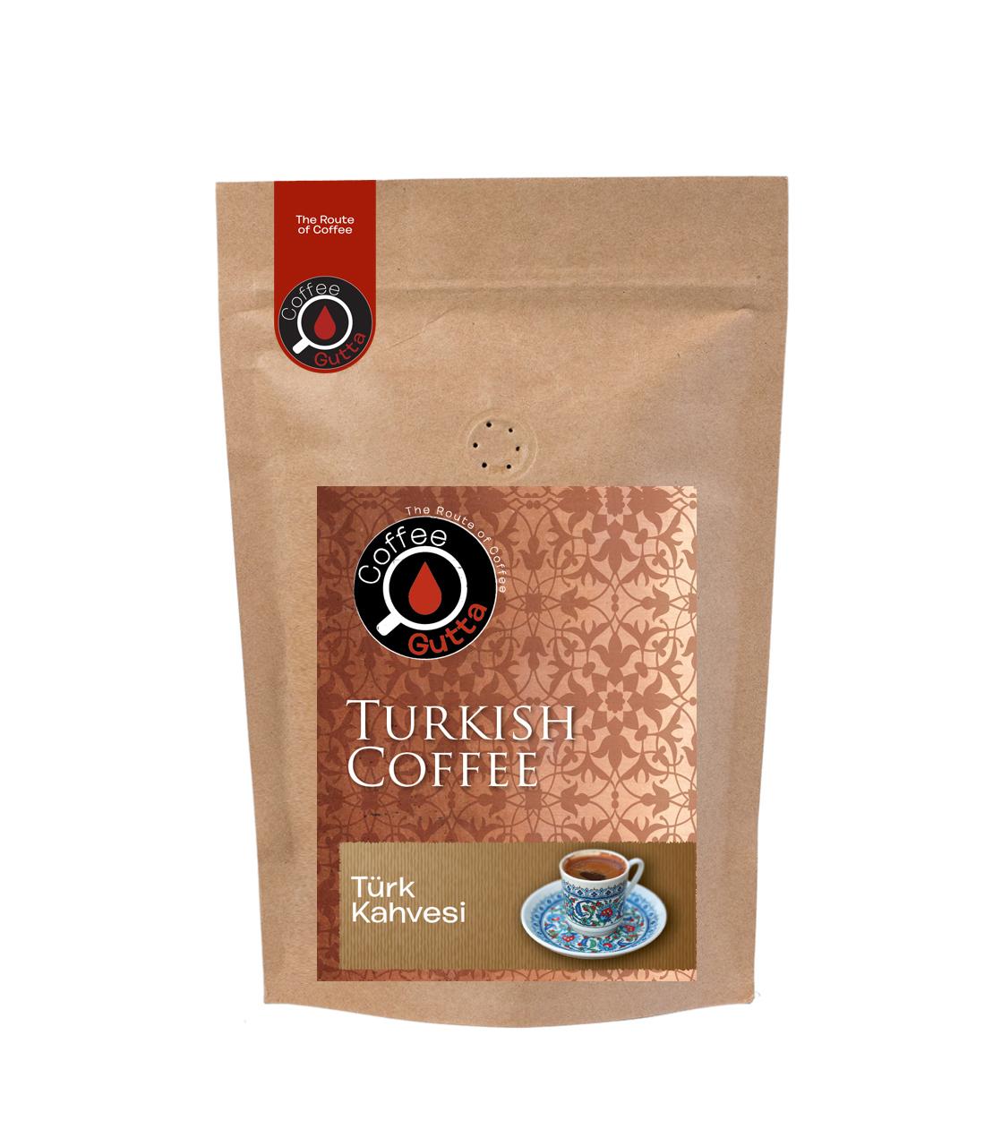 Coffee Gutta Klasik Türk Kahvesi 100 G