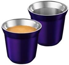 Nespresso - Nespresso Pixie Arpeggio Espresso Fincan Seti 2 Adet