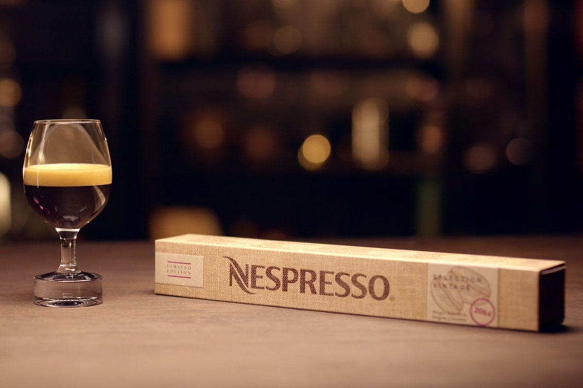 Nespresso, Vintage Serisiyle Karşınızda