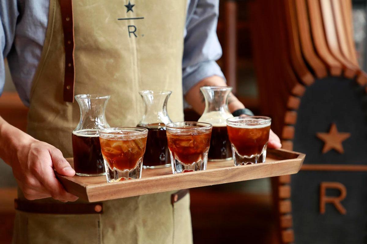 Starbucks Cold-Press Espresso Teknolojisiyle Tanışın