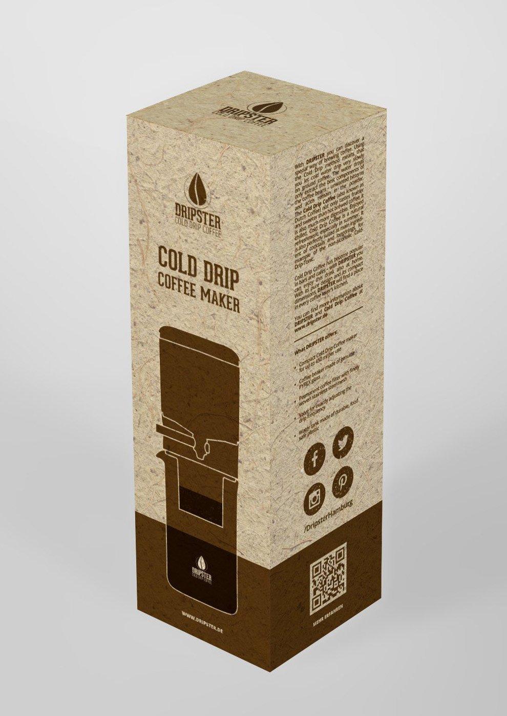 Dripster Soğuk Kahve Demleyici