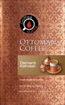Coffee Gutta - Coffee Gutta Osmanlı Kahvesi 1000 G