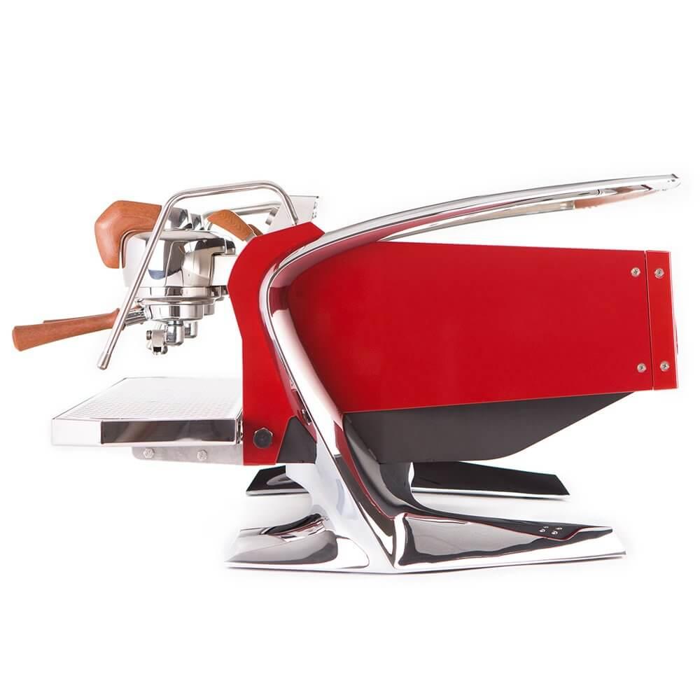 Slayer Steam 2 Grup Espresso Makinesi Crimson Red