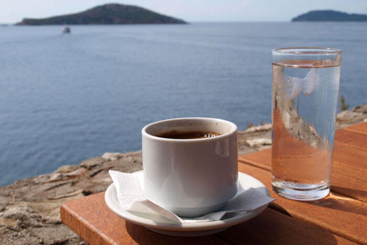 Kıbrıs, Kahve Tüketiminde Rekorda. Üçüncü Dalga'nın Etkisi Büyük