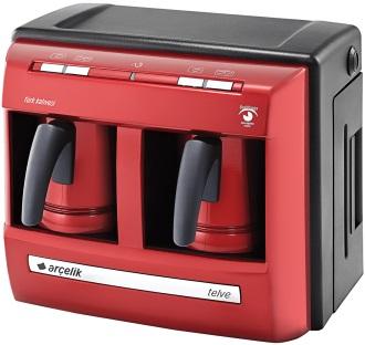 Arçelik - Arçelik K 3190 P Lal Telve Türk Kahvesi Makinesi