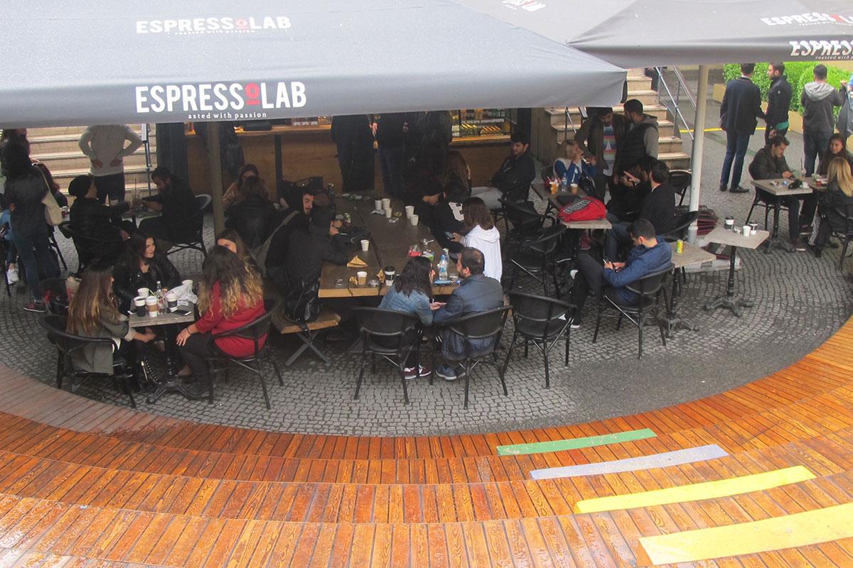 Espressolab Kadir Has Üniversitesi