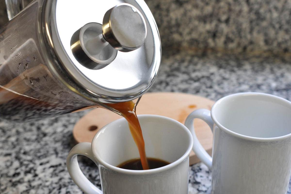 Cenk Girginol ile Evde Gurme Kahve Keyfi'ne Giriş