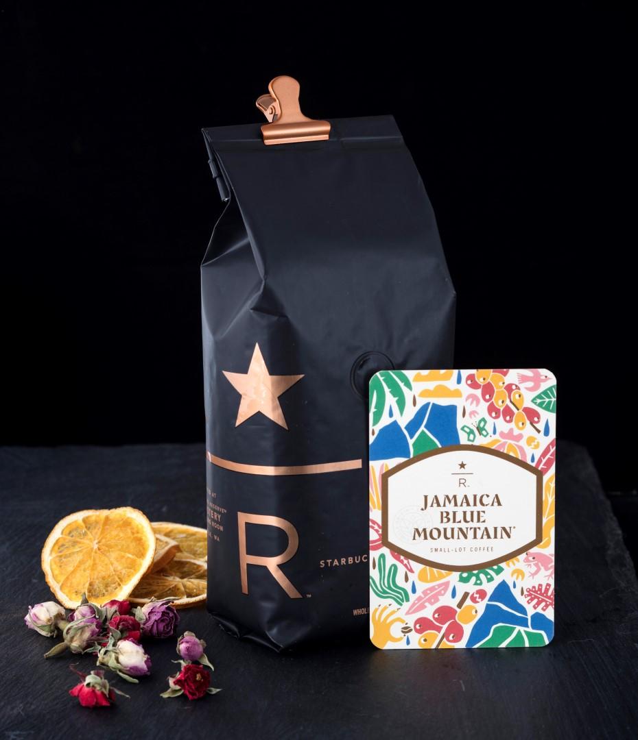 Starbucks Reserve Jamaica Blue Mountain Çekirdek Kahve 250 G