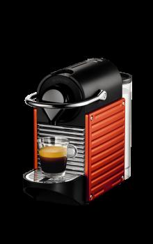 Nespresso Pixie Siyah Kapsüllü Kahve Makinesi