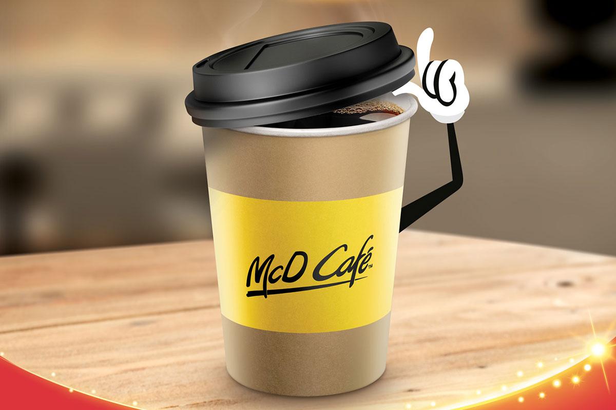 Kadınlar Günü'nde Kahveler McDonald's'tan