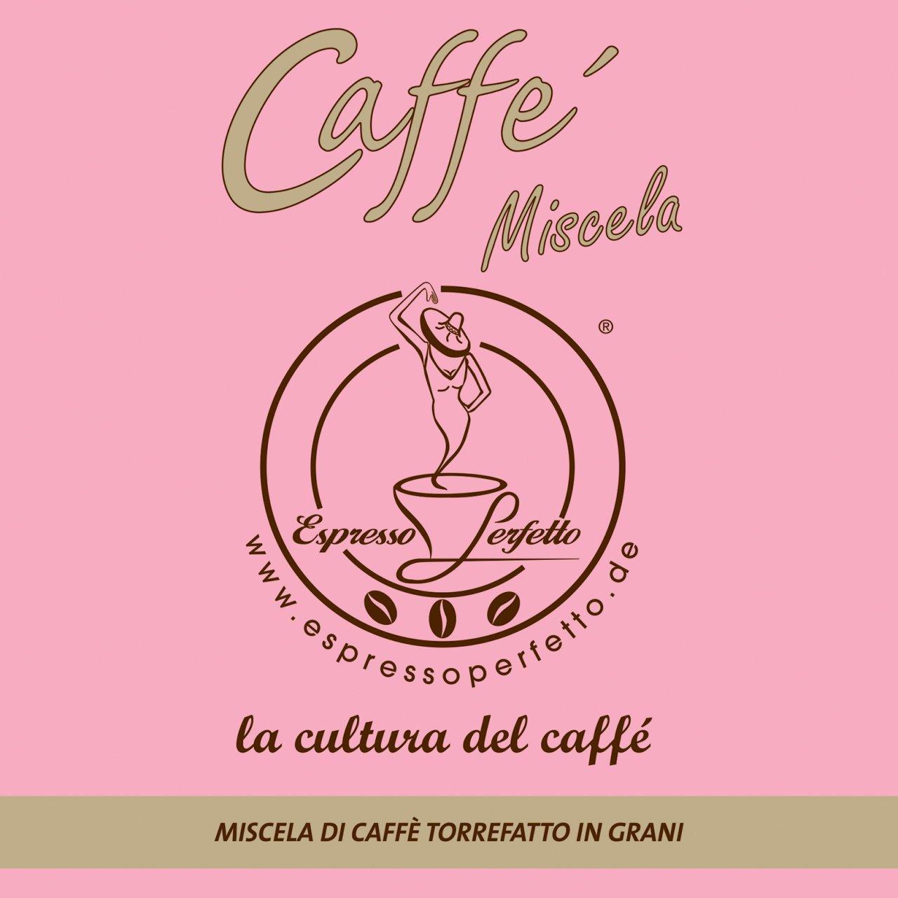 Espresso Perfetto - Espresso Perfetto Caffe Miscela Çekirdek Kahve 1000 G